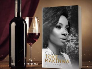 Toke Makinwa's book