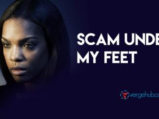 scam under my feet