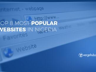op 8 Most Popular Websites in Nigeria