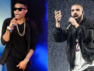 hush up the silence by wizkid and drake