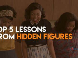 Top 5 Lessons From Hidden Figures