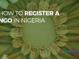 how to register a NGO
