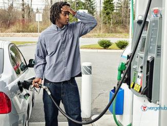 petrol attendants in Lagos