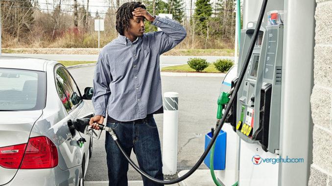 My Nigerian Petrol Attendant Bants