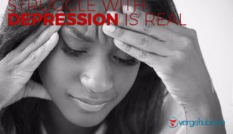 The Struggle with Depression is Realer Than You Think.