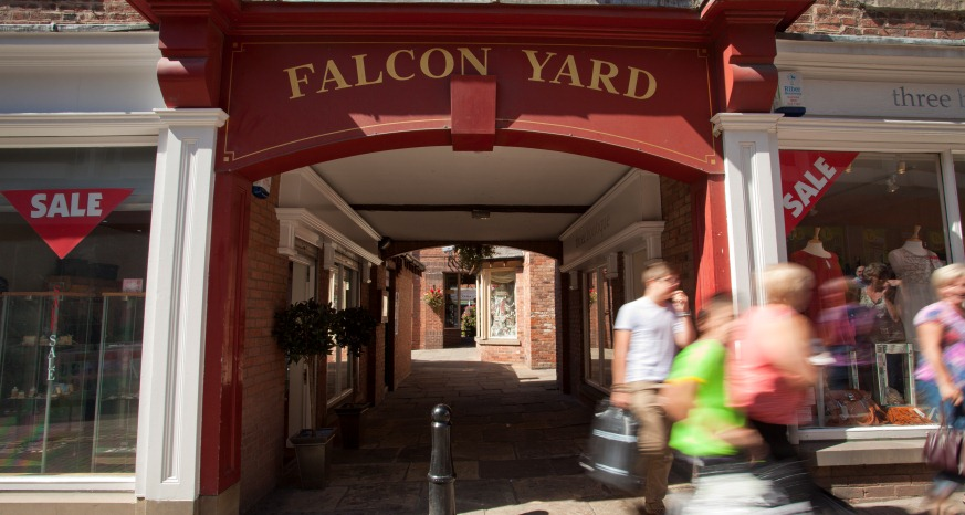 Falcon Yard