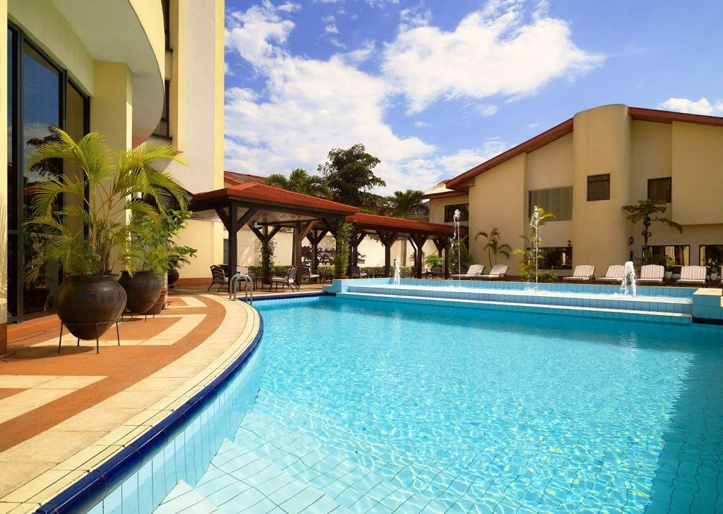 La Meridien Ogeyi Place