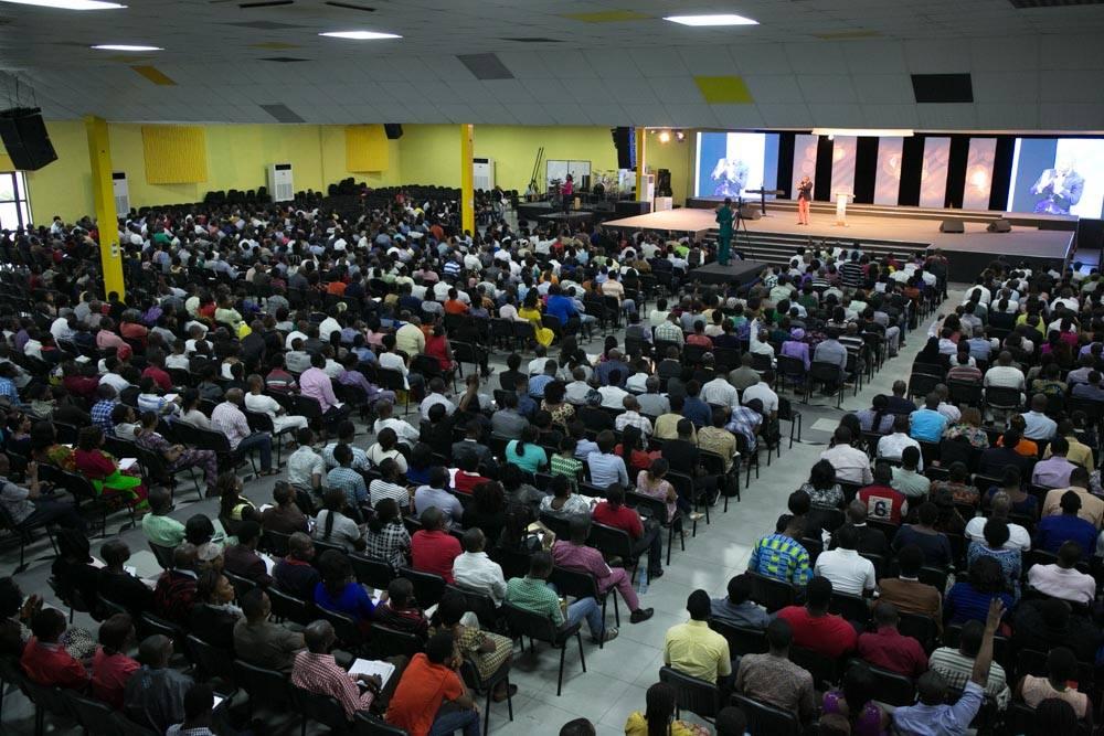 covenant christian centre Lagos