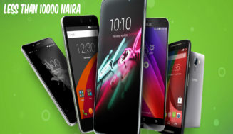 Top Android Phones Less Than 10000 Naira