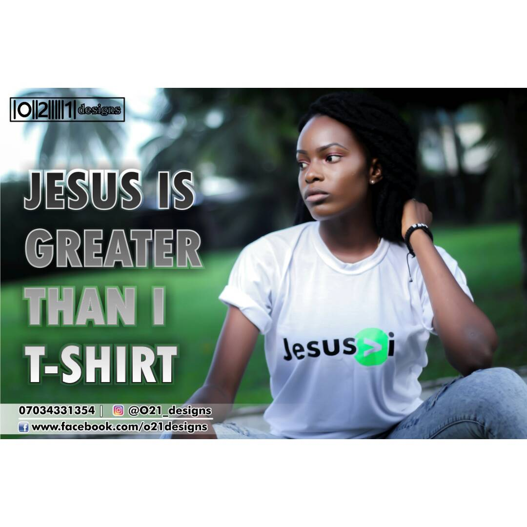 jesus is greater than i verge hub