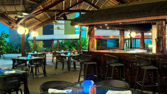 Pool Terrance Bar