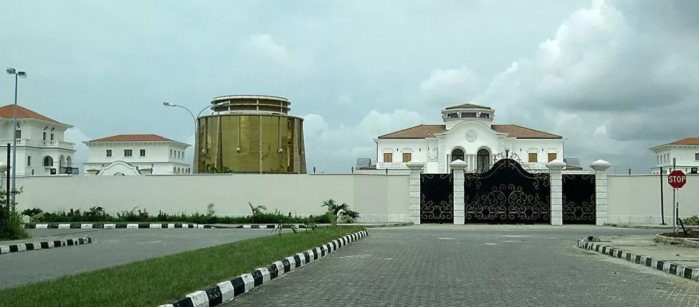 mike adenuga house