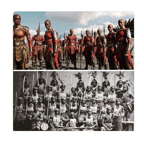 Female-warriors