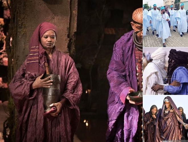 Flowing-robes-Agbada-yoruba