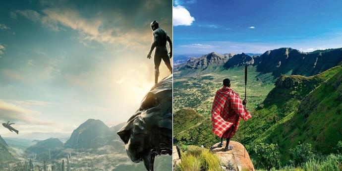 Kenyan-valley