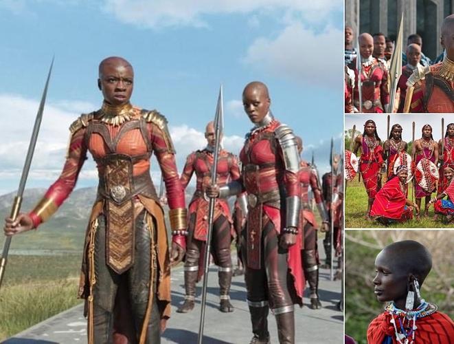 Masai-style
