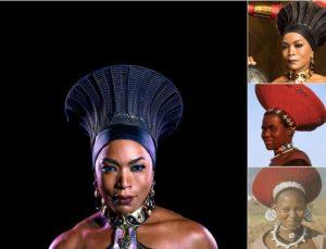 Zulu-headdress