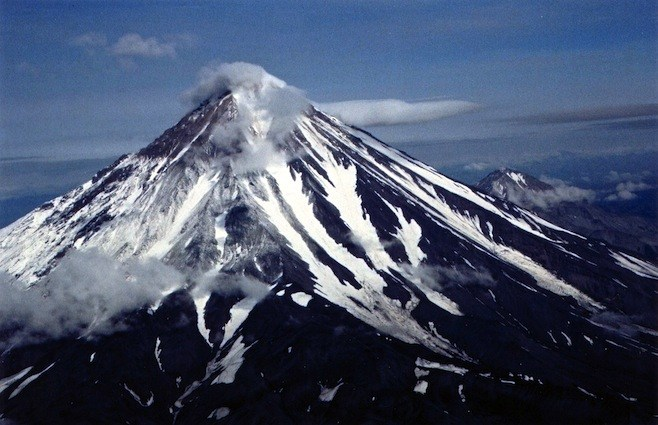 Kamchatka-Volcano