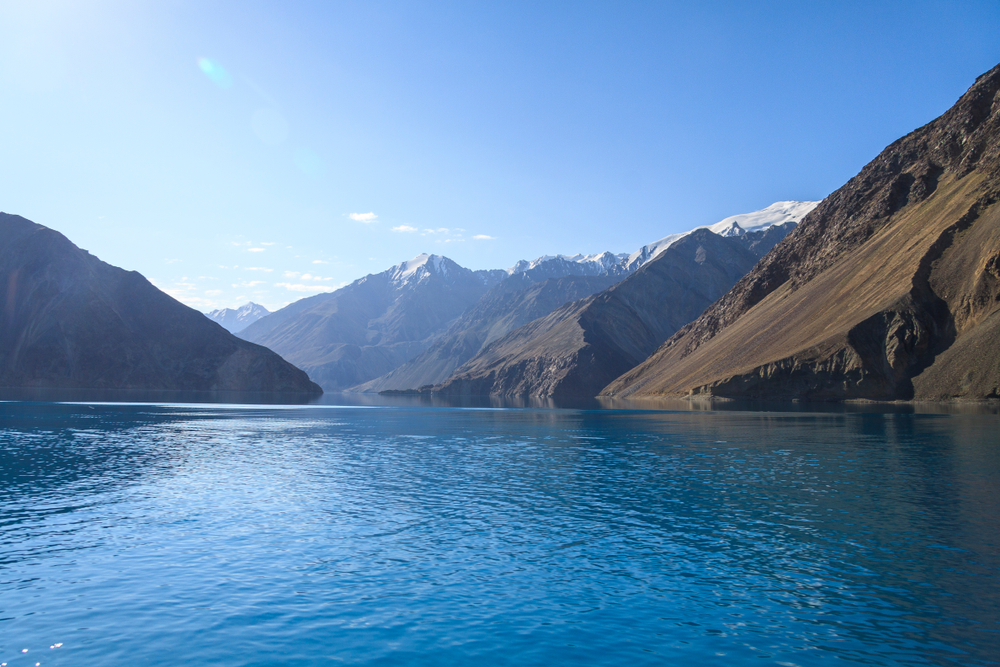 позволяет быстро озеро сарез в таджикистане фото закончил консерваторию